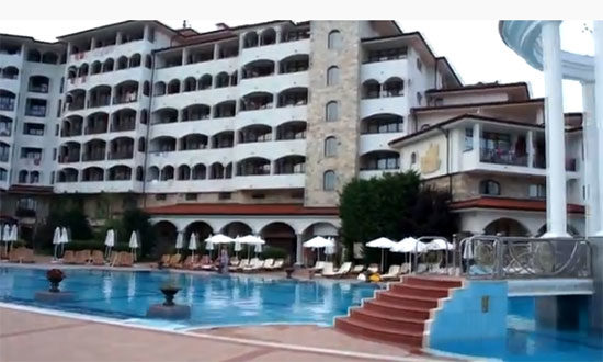 Royal Palace Helena Park и Royal Palace Helena Sands 5*