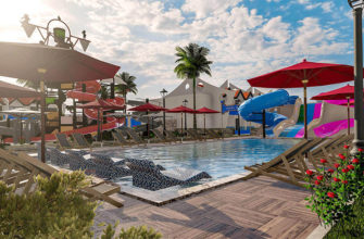 OTIUM FAMILY CLUB MARINE BEACH 5*